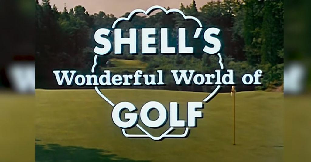 wonderful world of golf